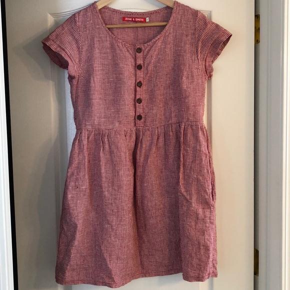 0afc1b99df0 Pyne   Smith Linen dress size small. M 5a3561688af1c53c3a012edb